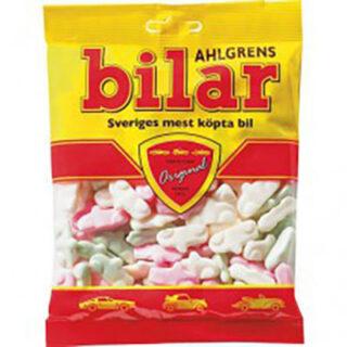 Ahlgrens bilar, Swedish candy at Cajutan in Bangkok